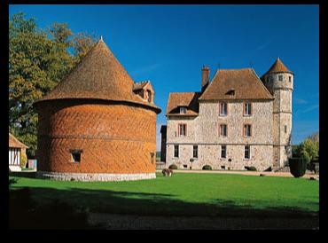 Le pigeonnier du Château de VASCOEUIL